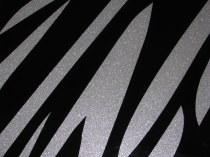 Акриловые ванны Akrilan - цвет Zebra Black & Silver