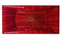 Акриловые ванны Akrilan - цвет Sky Red and Sahara Gold